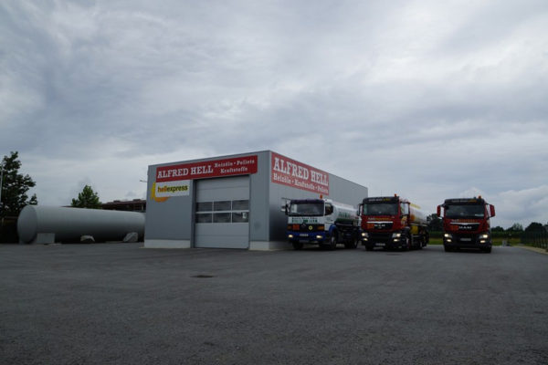 Alfred Hell - Ihre BP Tankstelle & Energielieferant in Schärding